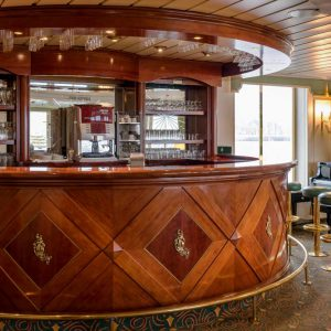 bar hotelschip
