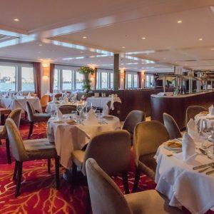 restaurant hotelschip